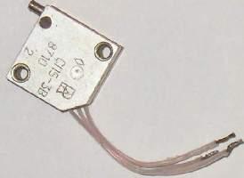 Фото 1. Подстроечный резистор СП5